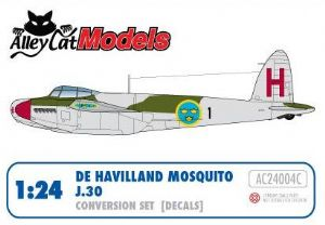 Mosquito J.30 Swedish Conversion Set (Decals)
